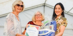 Australia Day Award for Helen Wortham